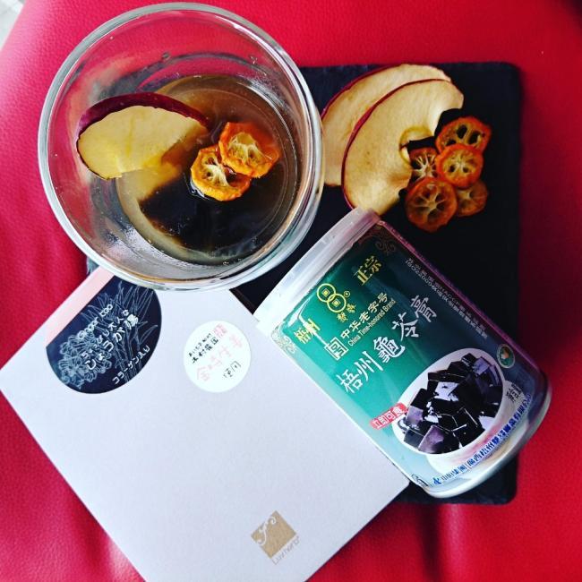 【本日の一杯の薬膳茶