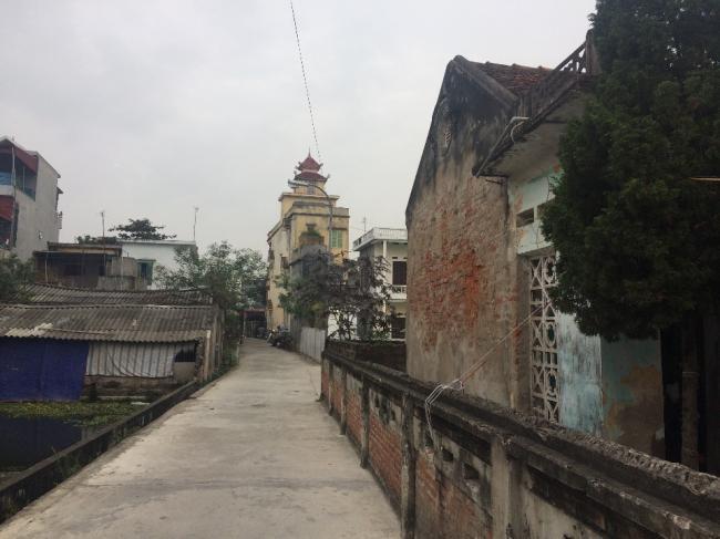 ベトナムの田舎暮らし